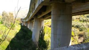 Il viadotto Himera