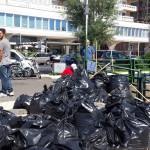 Montagne di rifiuti