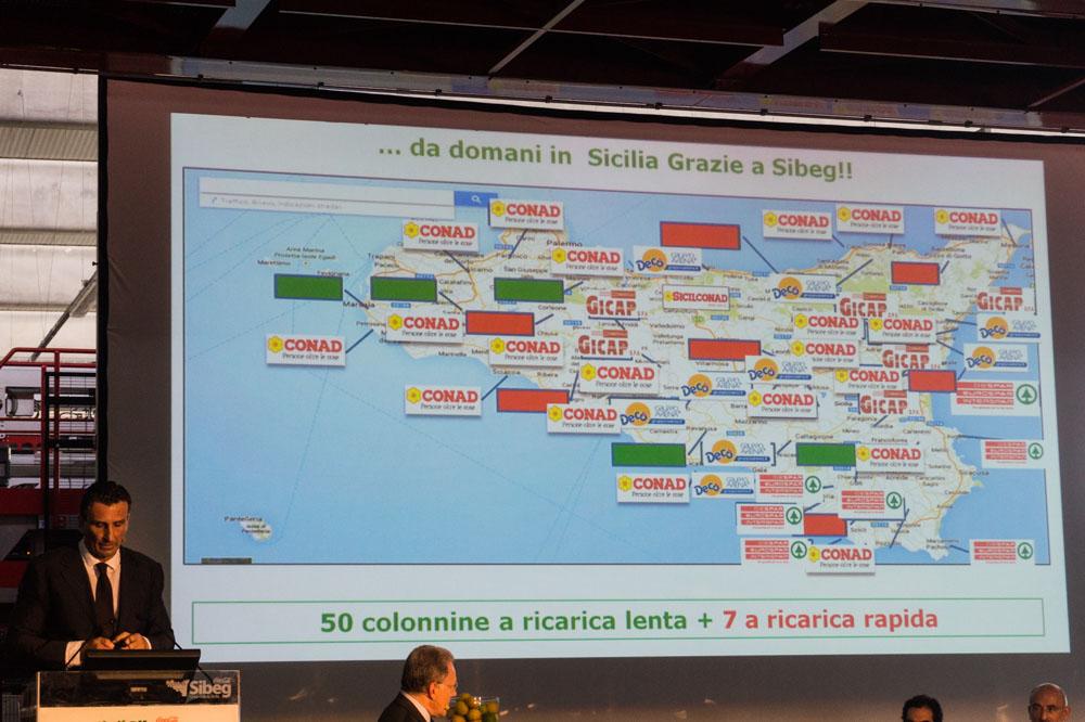 Le nuove colonnine elettriche presto in Sicilia