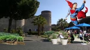 Area pedonale castello Ursino