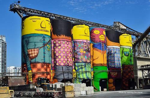 silos vancouver