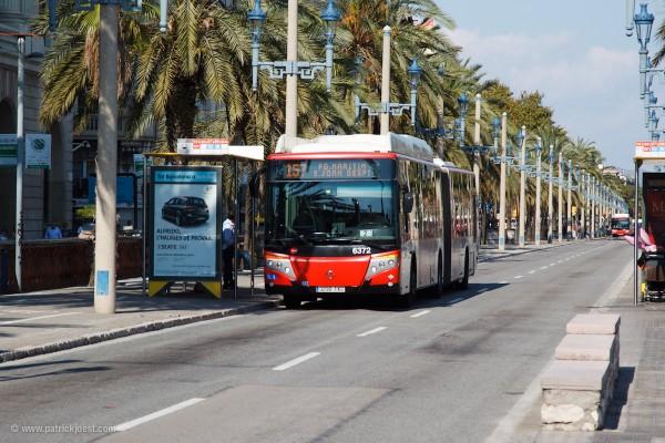 Autobus Barcellona