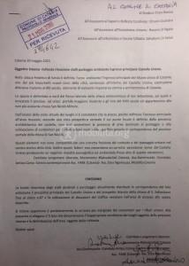 Firmatari della petizione: Lungomare Liberato, Movimento #salvaiciclisti, Associazione Gammazeta, Comitato Antico Corso, CentroContemporaneo, Associazione FARE (Catania), Associazione Etna Ngeniousa, Mobilita Catania.