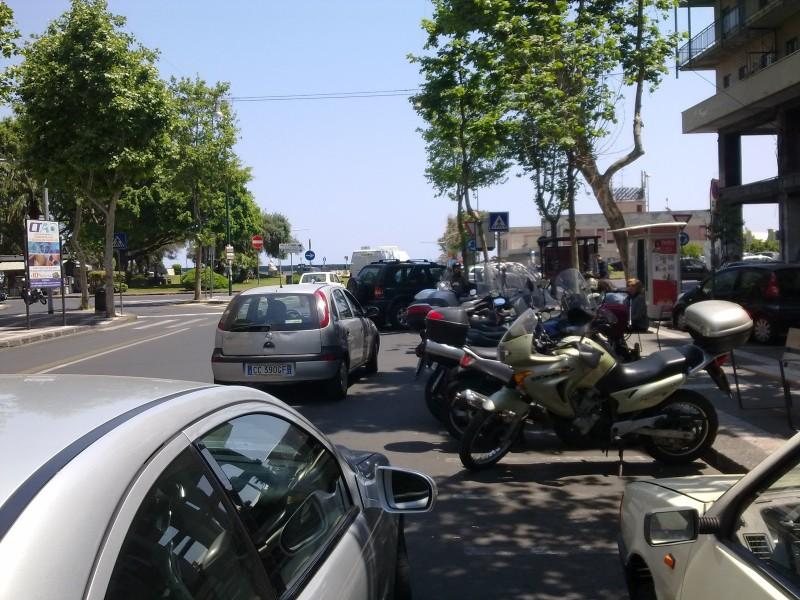 Fermata AMT di Corso Italia
