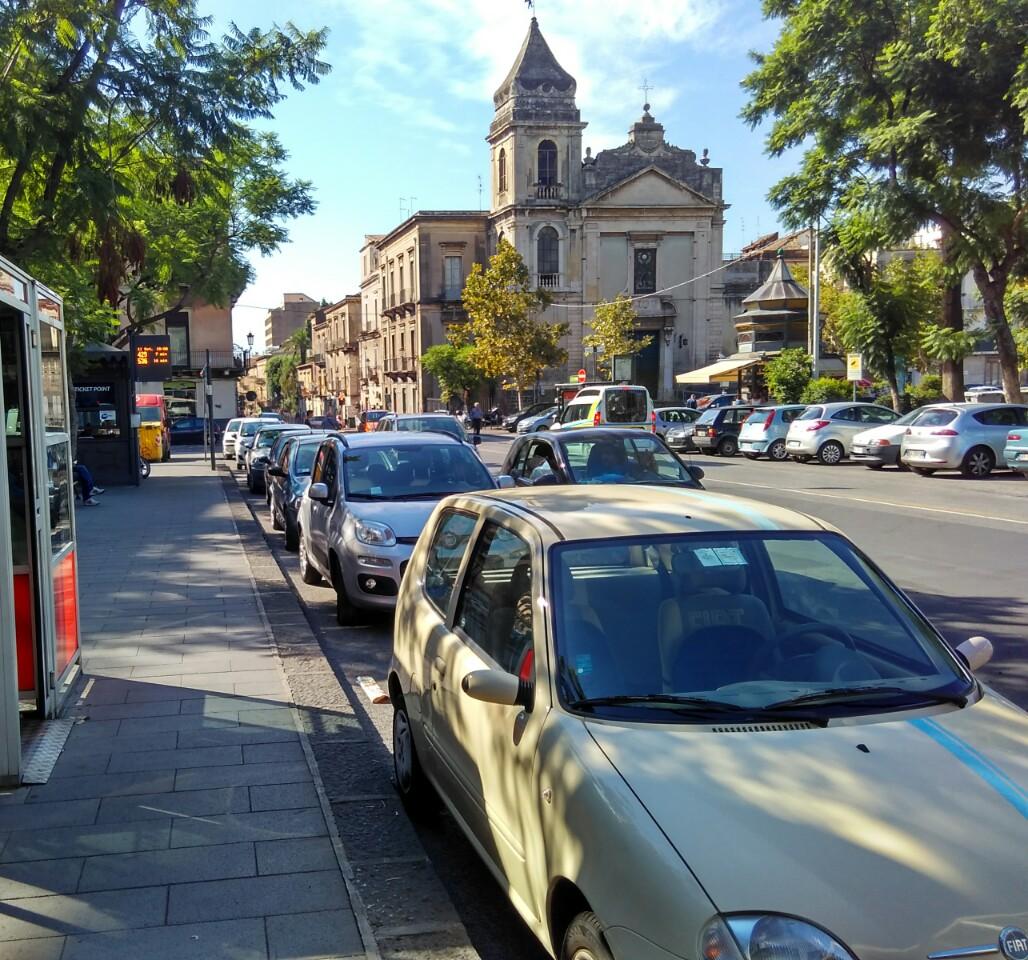 Fermata AMT di piazza Cavour