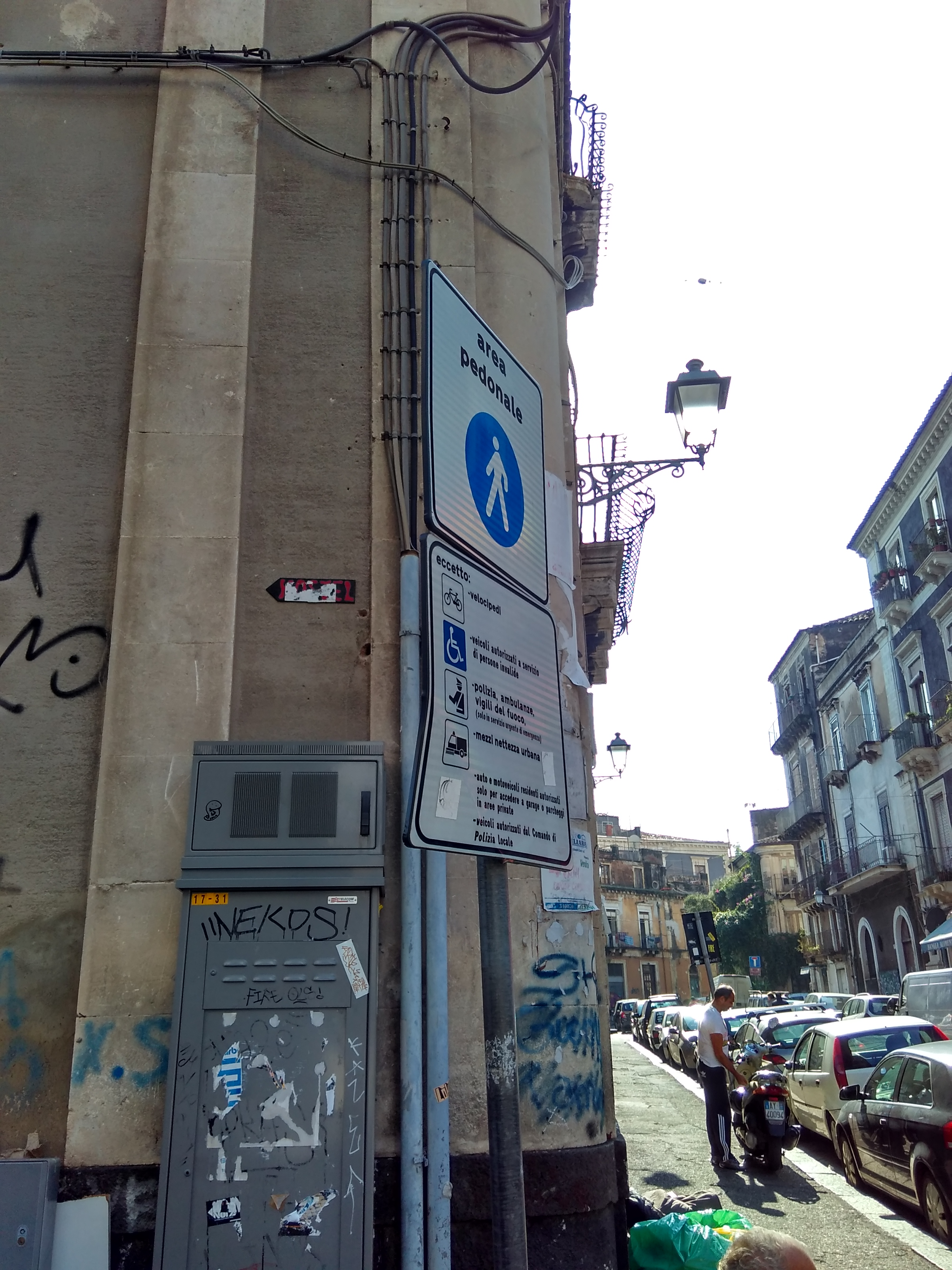 Via Zappalà Gemelli