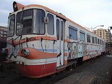 Automotrice RALn 64-01