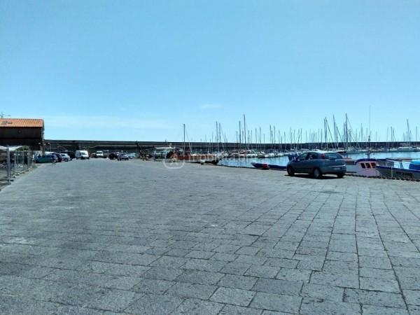 Area storica del porto di Catania liberata dai container