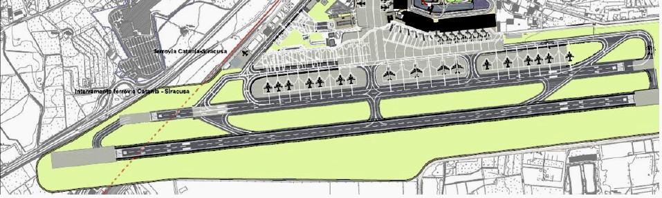 Nuova pista aeroporto