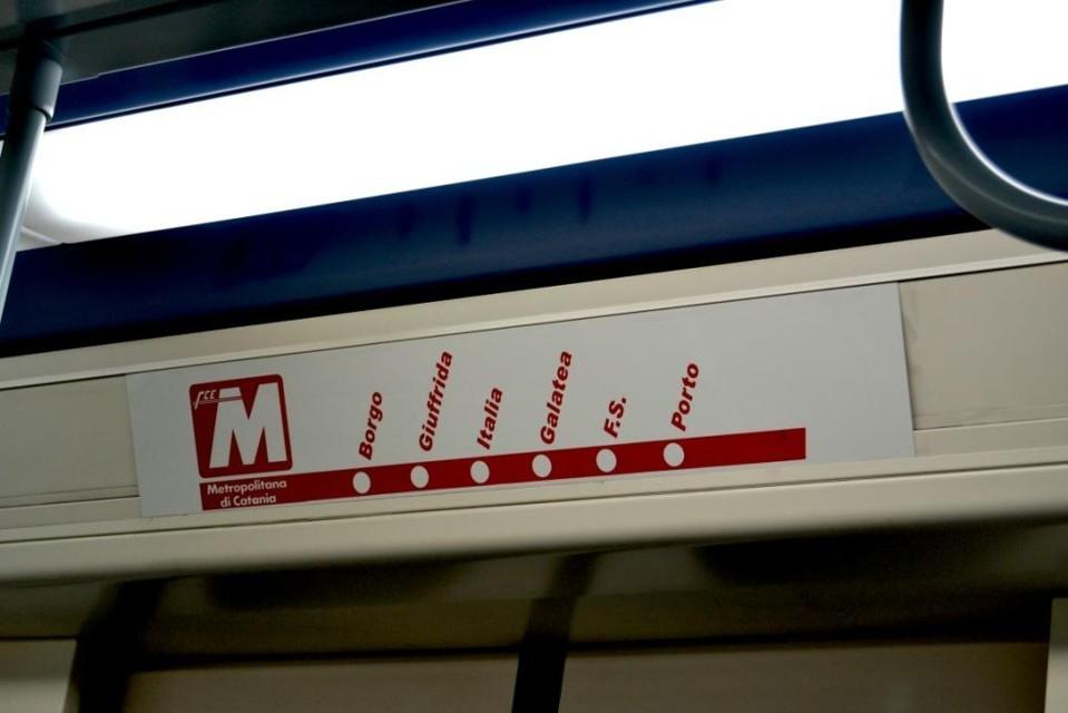 percorso metro