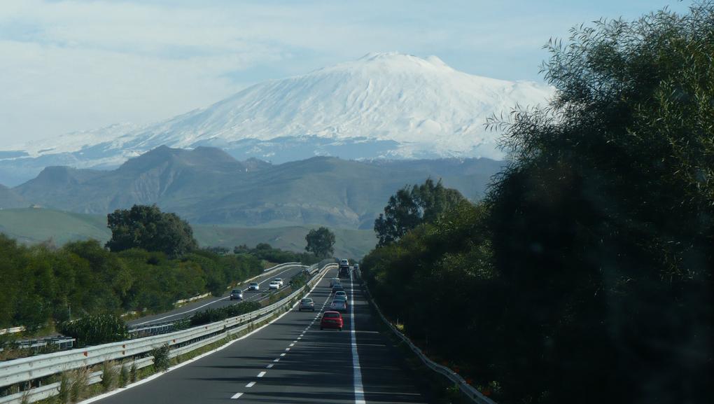 Chiuso un tratto dell autostrada catania palermo for Mobilita palermo