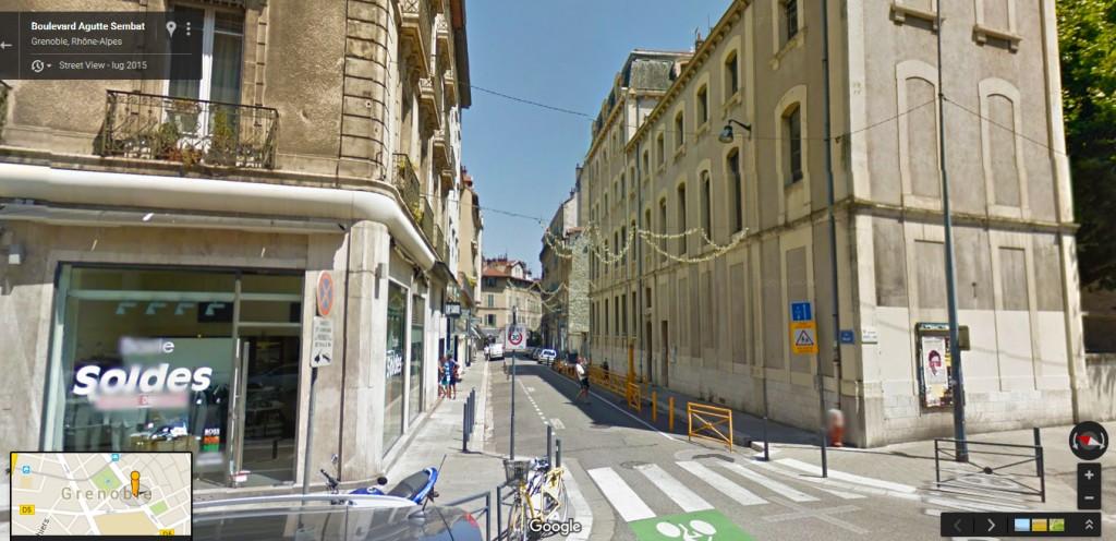 Catania come Grenoble-zona 30