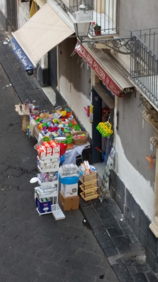 Via Grotte Bianche - Catania