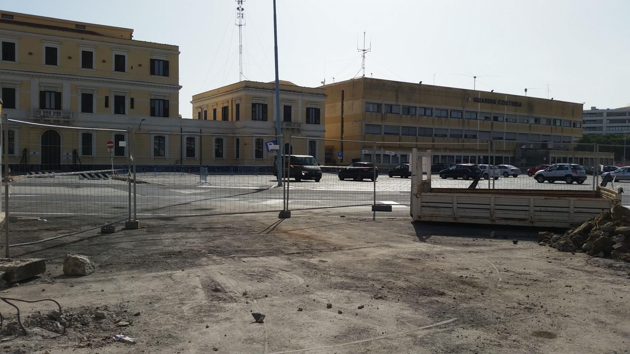 La Capitaneria di Porto di Catania