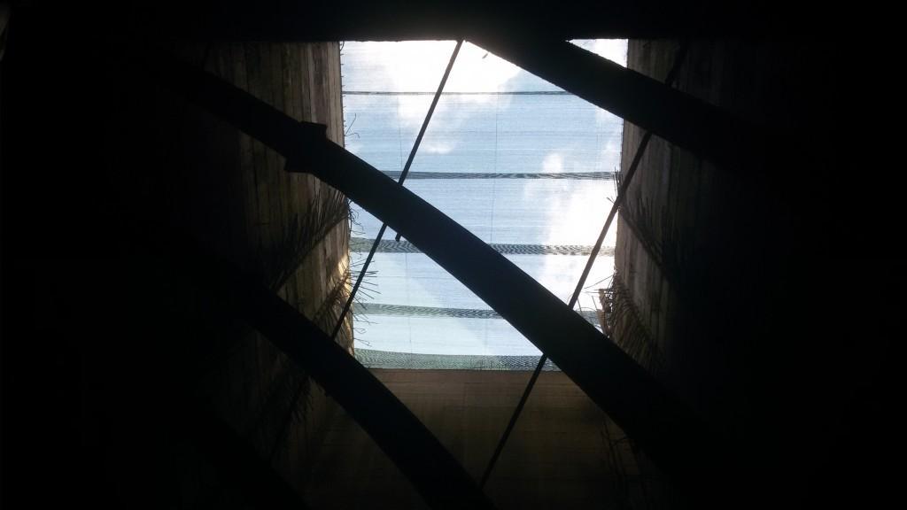 Stazione Picanello- Pozzo di aerazione