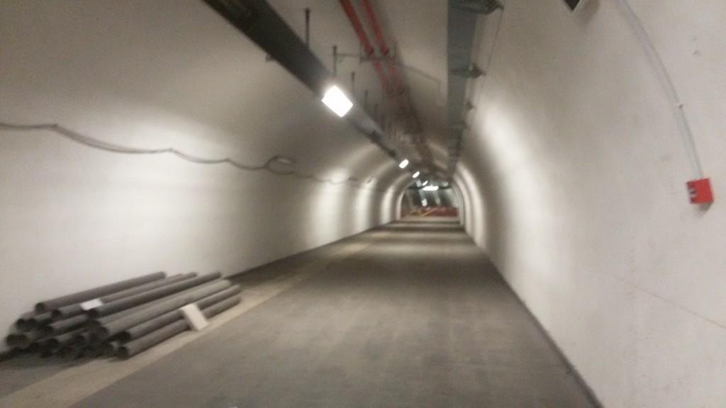Corridoio di collegamento ovest-est