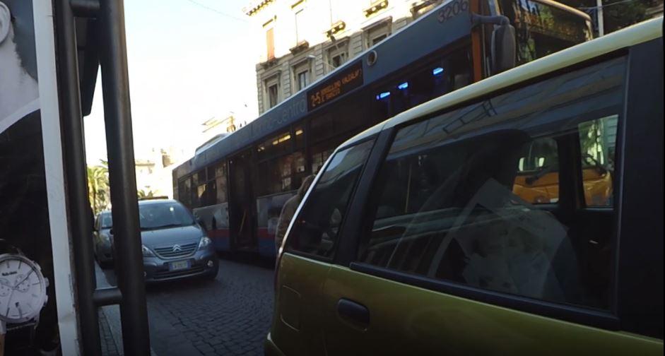 Feramata autobus occupata