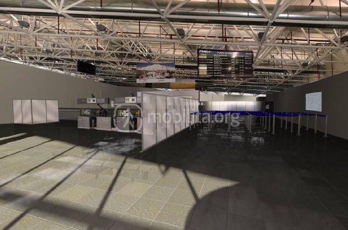 Rendering Terminal C