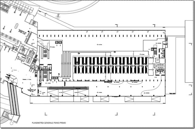 Terminal B. Piano Primo Progetto