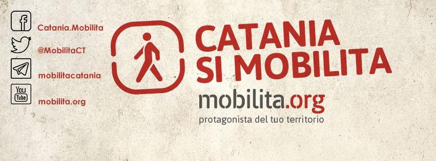 I nostri canali:  Sito internet: catania.mobilita.org  Fanpage: https://www.facebook.com/Catania.Mobilita/  Gruppo Facebook: https://www.facebook.com/groups/227898147365568/  Twitter: https://twitter.com/MobilitaCT  Canale Telegram: https://telegram.me/mobilitacatania