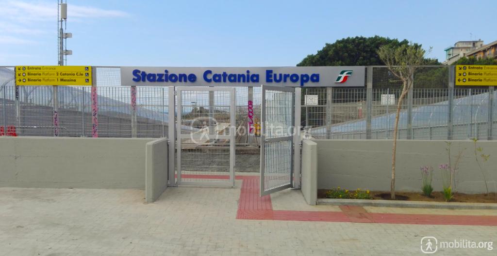 stazione catania europa