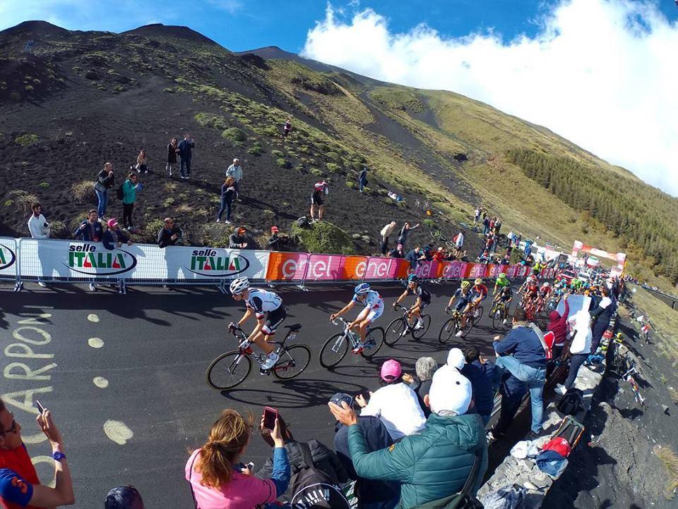 Giro d'Italia 2018, una tappa anche nel Siracusano