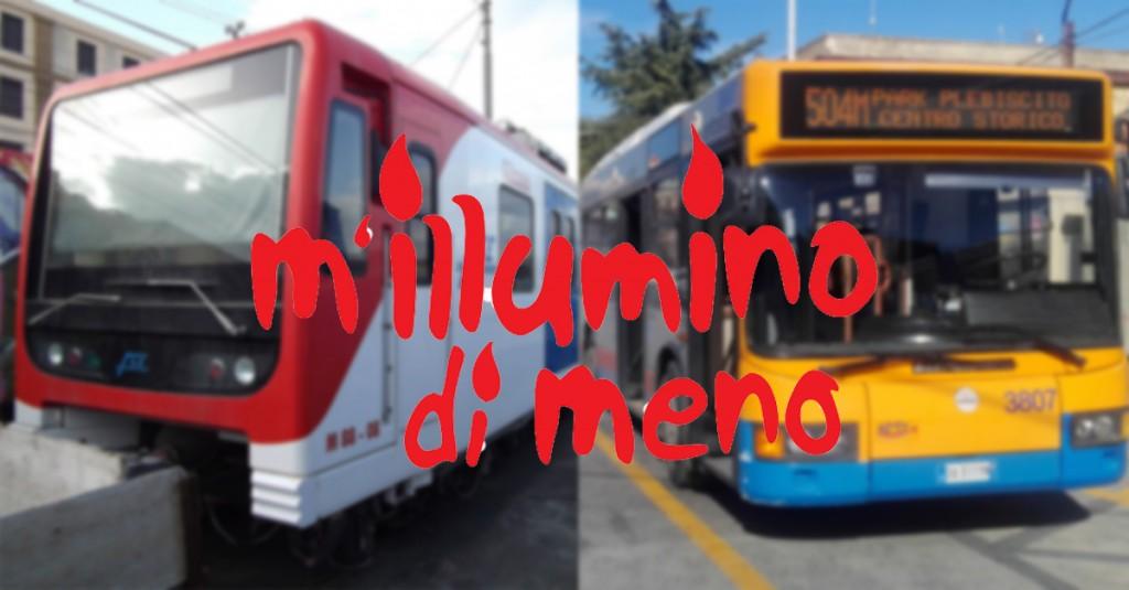 Ambiente: M'illumino di meno anche in Trentino