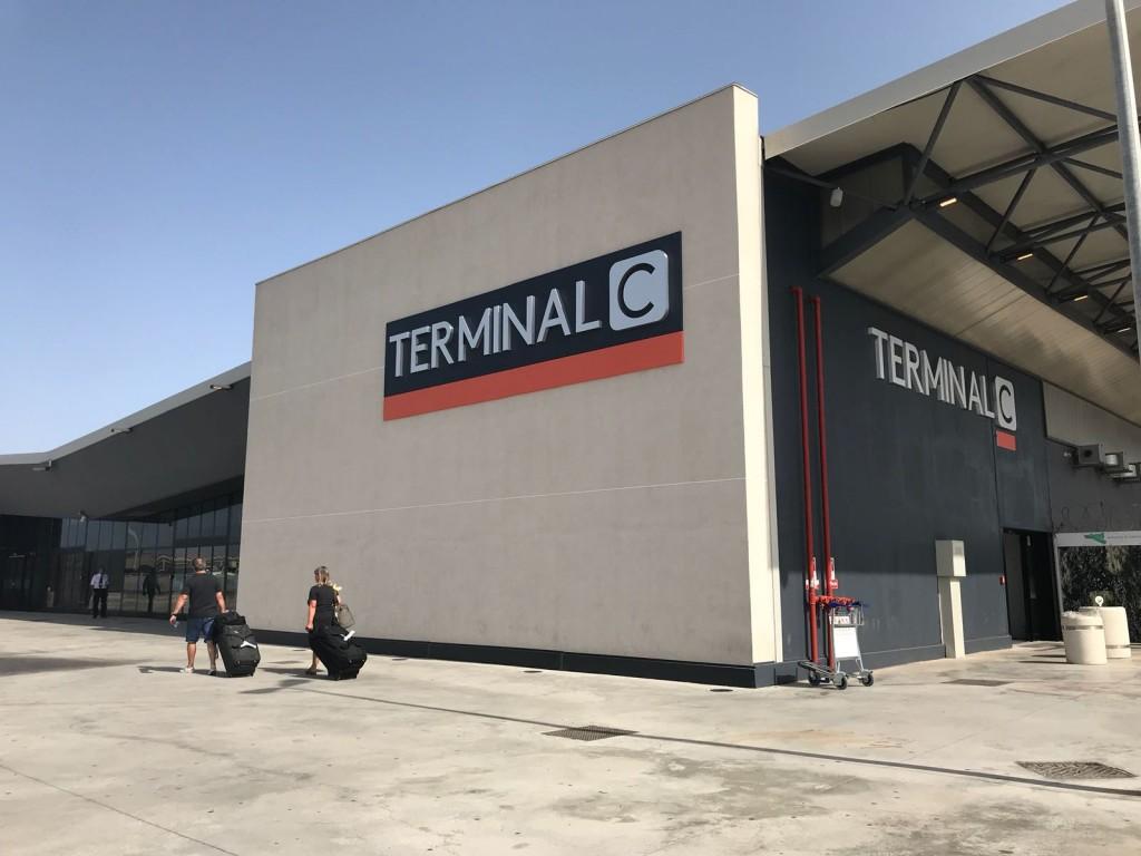 SAC, Terminal C, 2