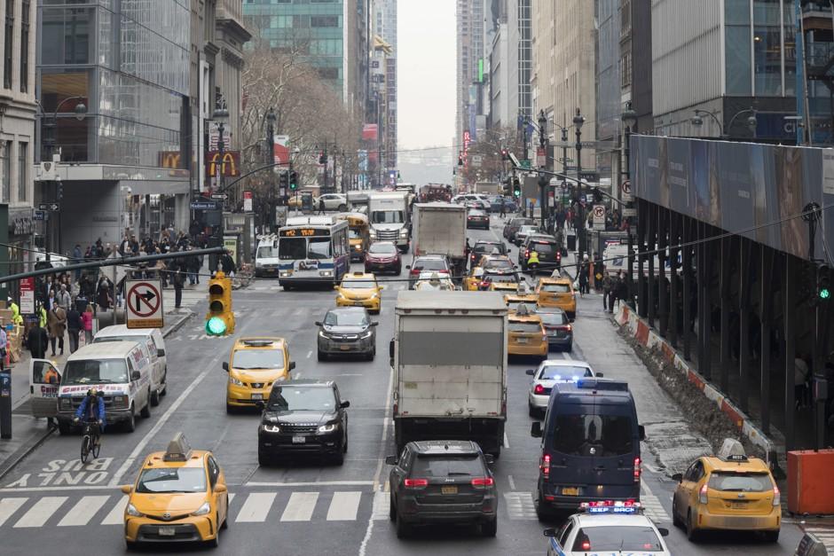 Manhattan Tolls