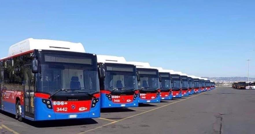 Catania all'ultimo posto per il trasporto pubblico$