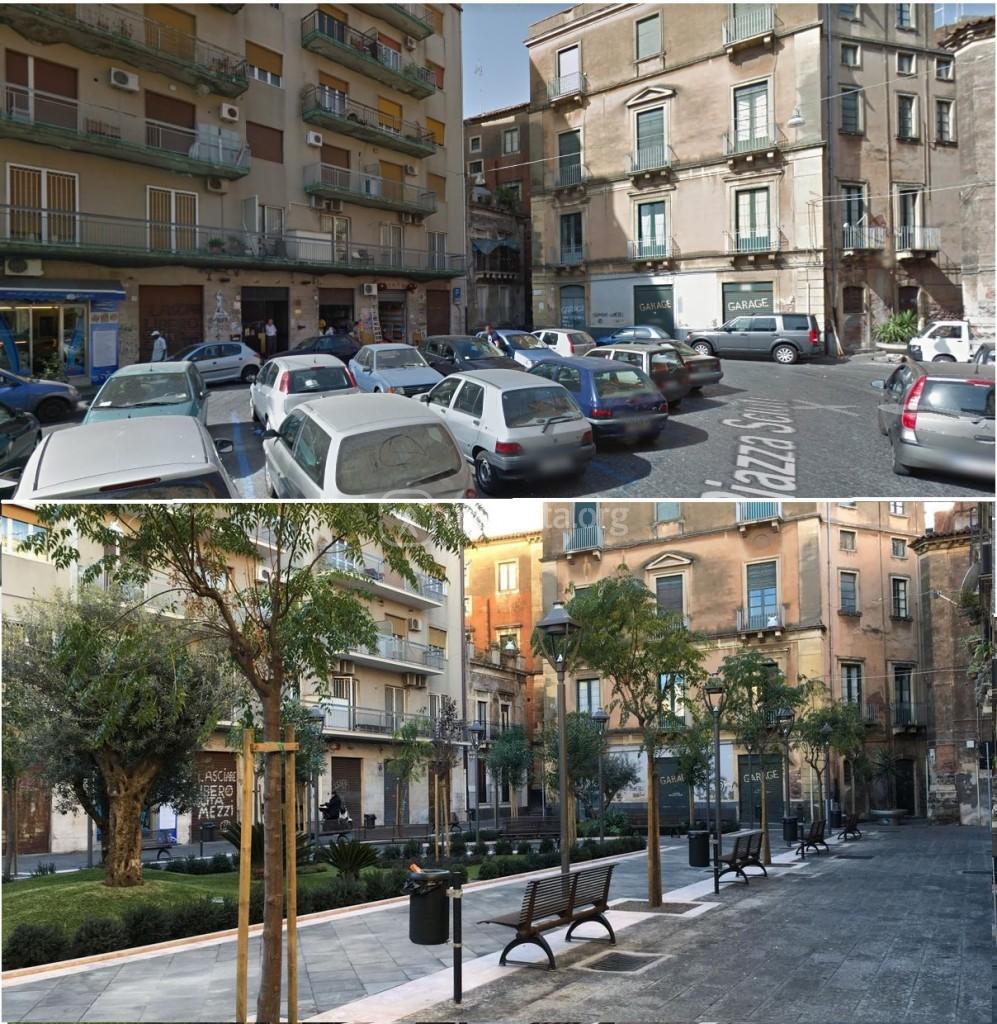 Piazza Giuseppe Sciuti