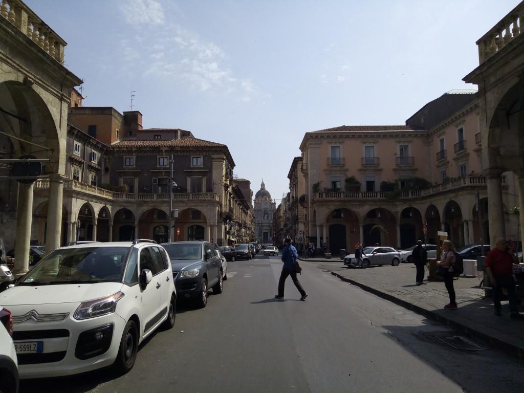 Piazza Mazzini prima