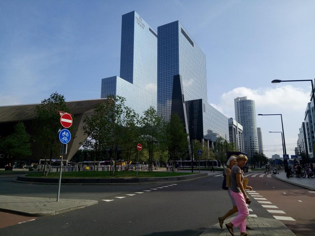 Stazione Centrale Rotterdam